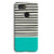 Aqua Stripes Google Pixel 3 Case