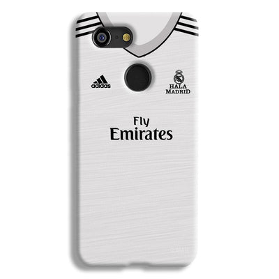 Real Madrid Home Google Pixel 3 Case