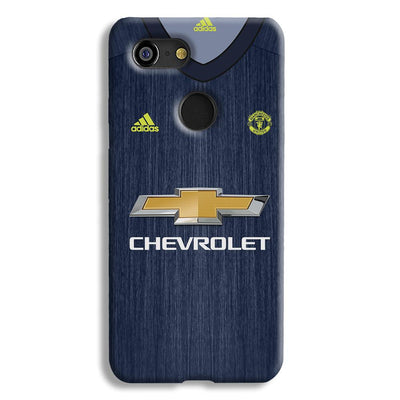 Manchester United Third Google Pixel 3 Case