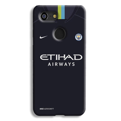 Manchester City Google Pixel 3 Case
