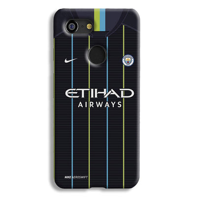 Manchester City Away Google Pixel 3 Case
