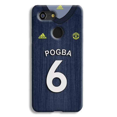 Pogba Manchester United Third Google Pixel 3 Case