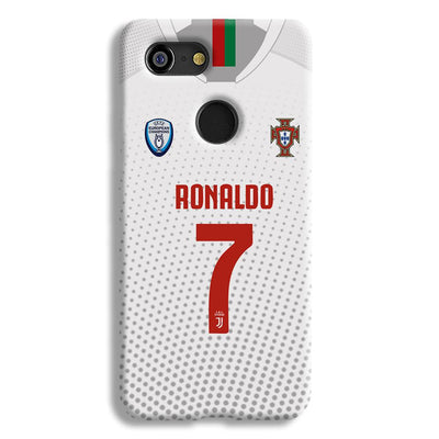 Portugal Away Google Pixel 3 Case