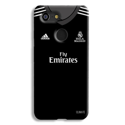 Real Madrid Away Google Pixel 3 Case