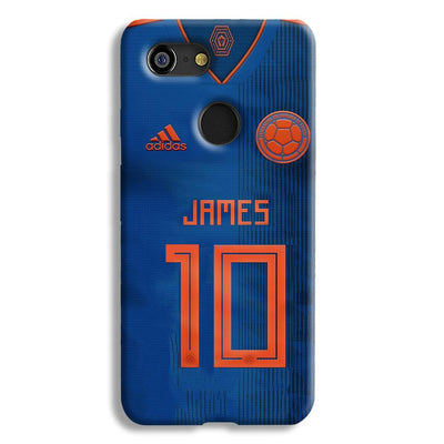James Rodríguez Google Pixel 3 Case