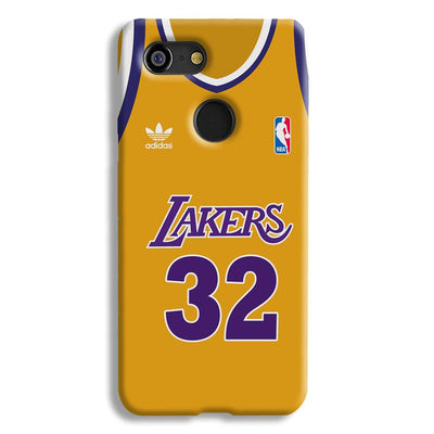 Lakers Google Pixel 3 Case