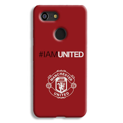 I Am United Google Pixel 3 Case