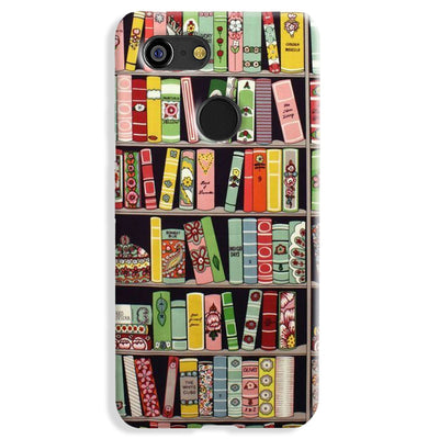Library Google Pixel 3 Case