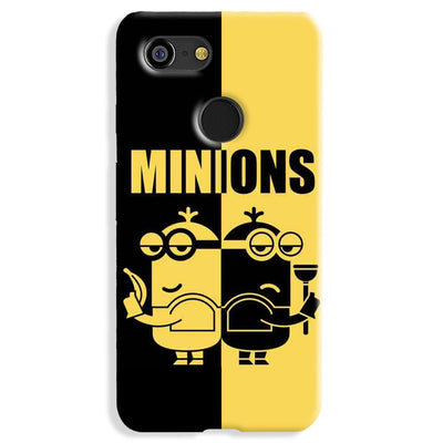 Simply Minions Google Pixel 3 Case