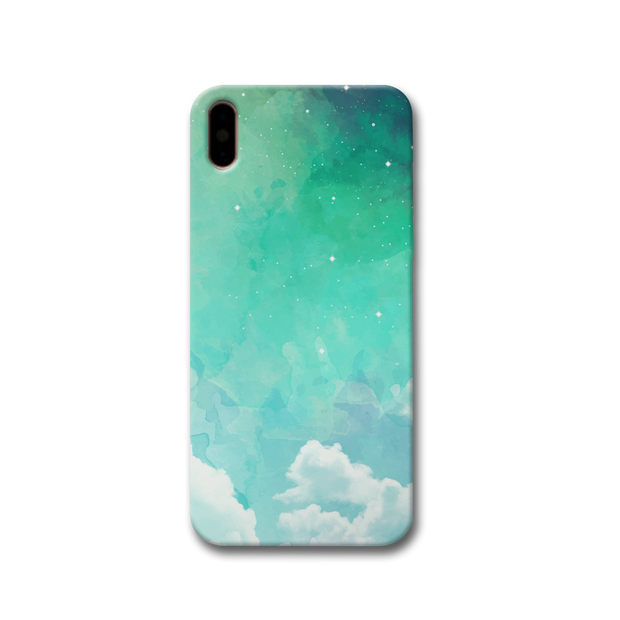 Blue Resonance  Apple iPhone X Case