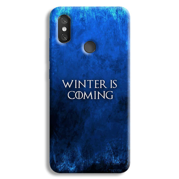 Winter is Coming Redmi 8 Case