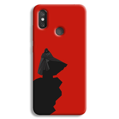 Brooding Jedi Redmi 8 Case