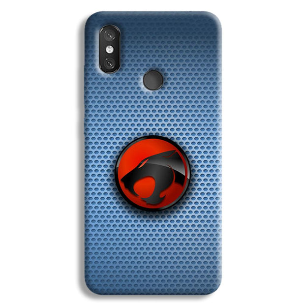 The Thunder Cats Redmi 8 Case