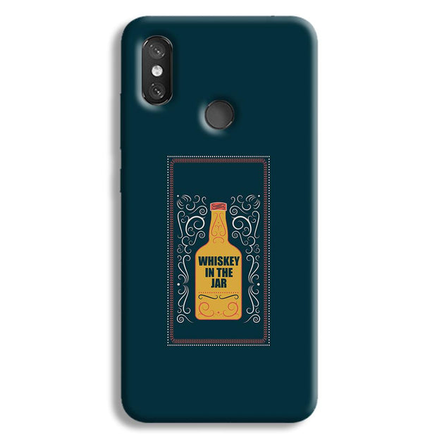 Whiskey In The Jar   Redmi 8 Case