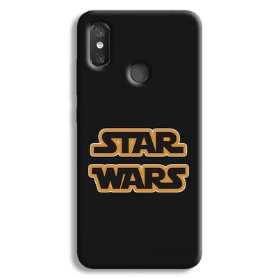 Star Wars Redmi 8 Case