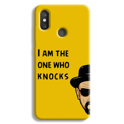 I Am The One Who Knocks Redmi 8 Case