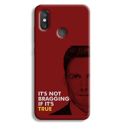 It's Not bragging if its true Redmi 8 Case