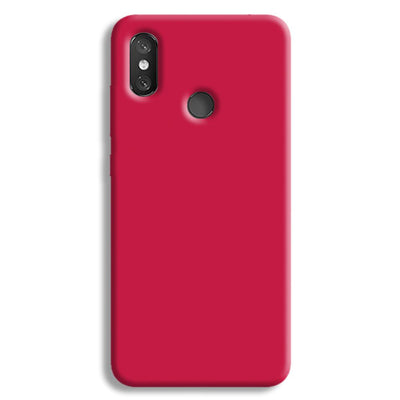 Shade of Pink Redmi 8 Case