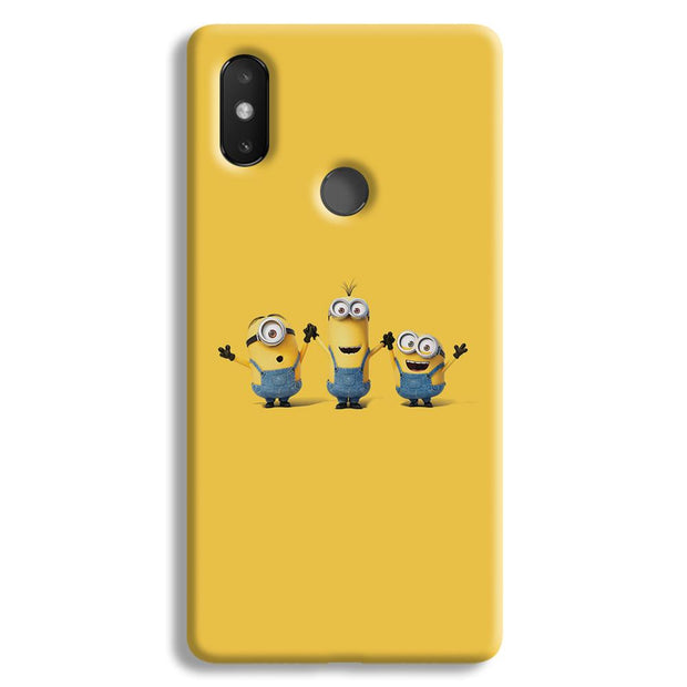 Three Minions Xiaomi Mi 8 SE Case