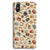 Vintage Elements Pattern Xiaomi Mi 8 SE Case