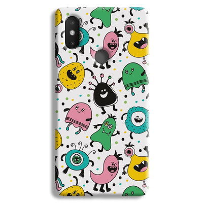 The Monsters Xiaomi Mi 8 SE Case