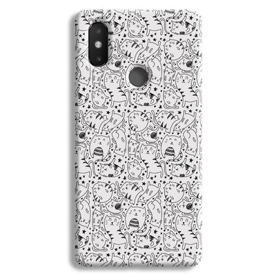 Kitty Xiaomi Mi 8 SE Case