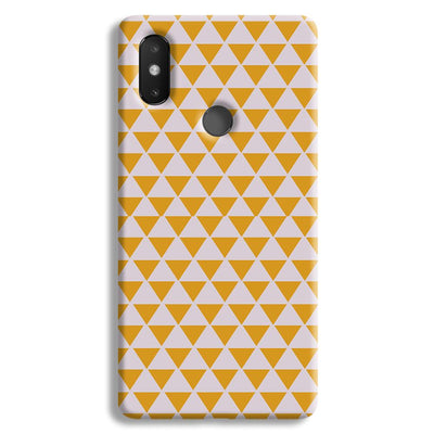 Yellow Triangle Xiaomi Mi 8 SE Case