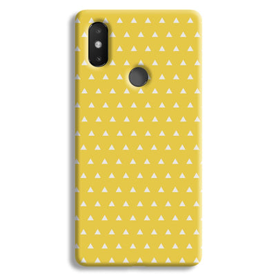 White Triangle Xiaomi Mi 8 SE Case