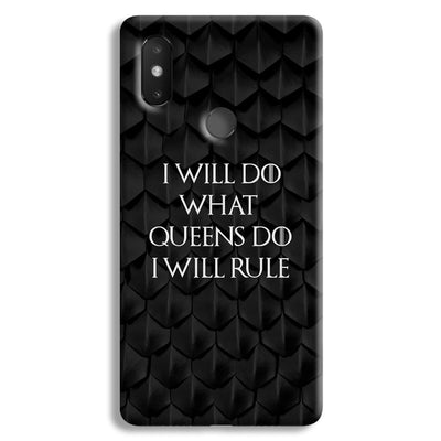 Daenerys Quotes Xiaomi Mi 8 SE Case