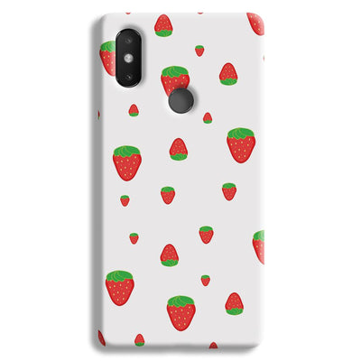 Strawberry Xiaomi Mi 8 SE Case