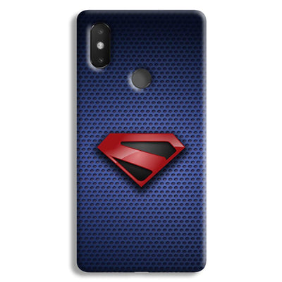 Superman Blue Xiaomi Mi 8 SE Case
