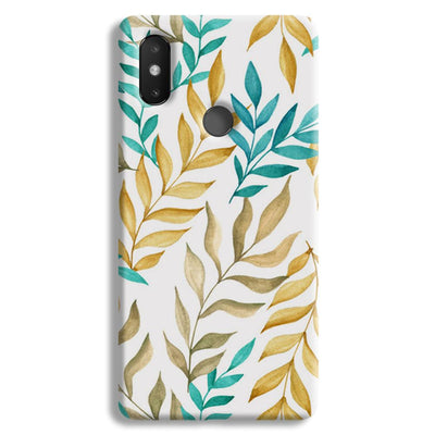 Tropical leaves  Xiaomi Mi 8 SE Case