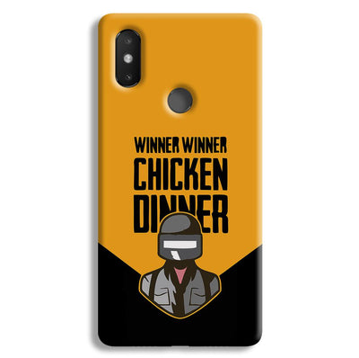 Pubg Chicken Dinner Xiaomi Mi 8 SE Case