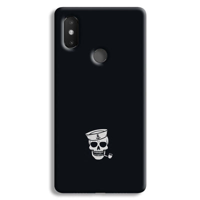 Smoking Skull Xiaomi Mi 8 SE Case