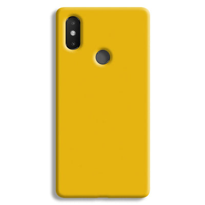 Yellow Crome Xiaomi Mi 8 SE Case