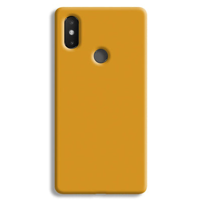 Yellow Ochre Xiaomi Mi 8 SE Case