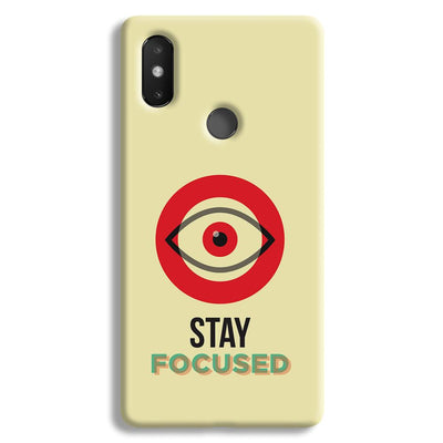 Stay Focussed Xiaomi Mi 8 SE Case