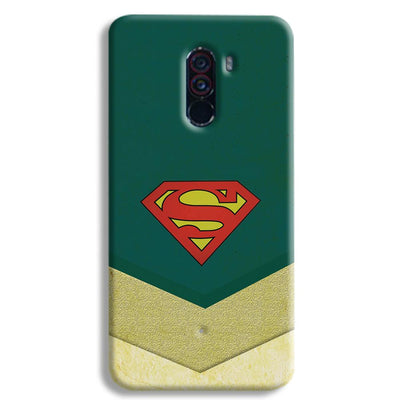 Super Girl POCO F1 Case