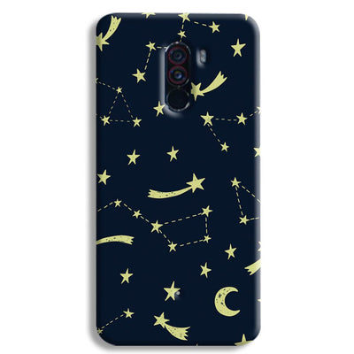 Constellation POCO F1 Case
