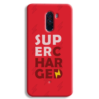 SuperCharged POCO F1 Case