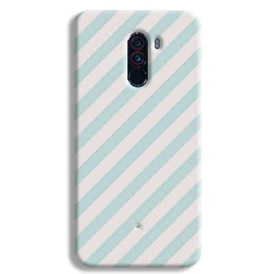 Stripe Pattern POCO F1 Case