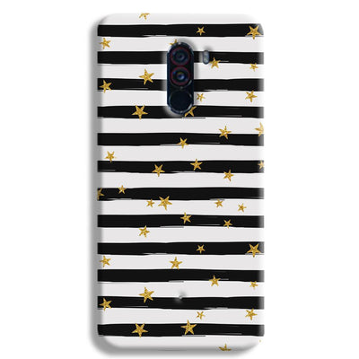 Bling Star POCO F1 Case