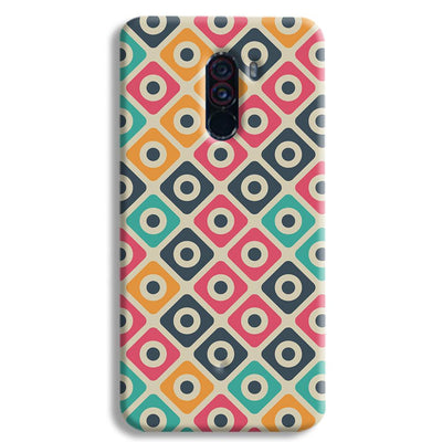 Shapes Pattern POCO F1 Case