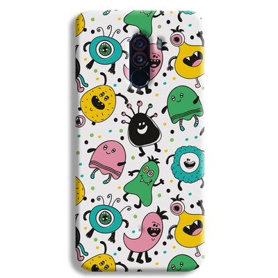 The Monsters POCO F1 Case