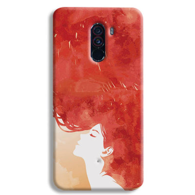 Red Cause POCO F1 Case