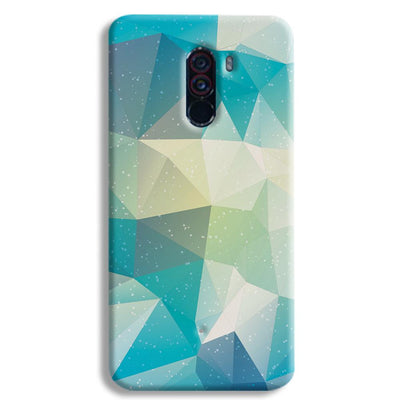 Tiles Mint POCO F1 Case