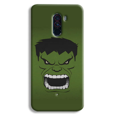 Hulk Power POCO F1 Case