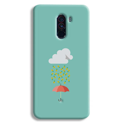 Pineapple POCO F1 Case
