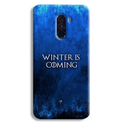 Winter is Coming POCO F1 Case