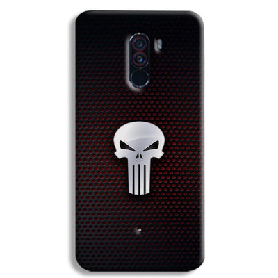 Punisher POCO F1 Case